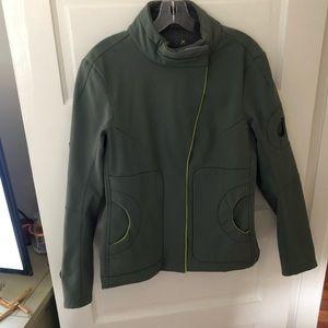 Lululemon | Zippered Fleece Lined Collared Jacket